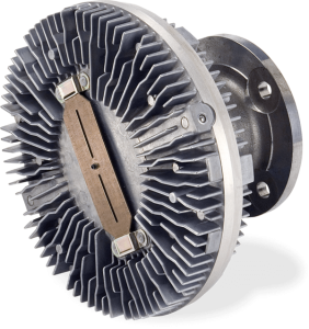 VMaster viscous air-sensing fan drive
