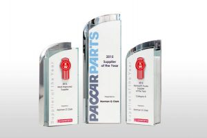 Norman G Clark Wins 2015 Paccar Supplier Of The Year Award