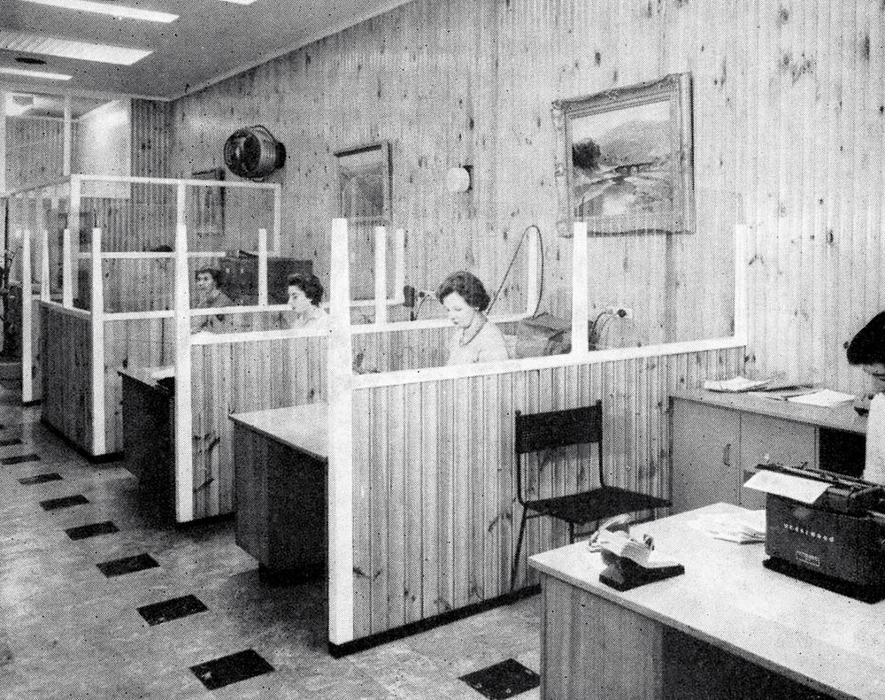 The Modern Office -143 Latrobe Street Melbourne – 1950's