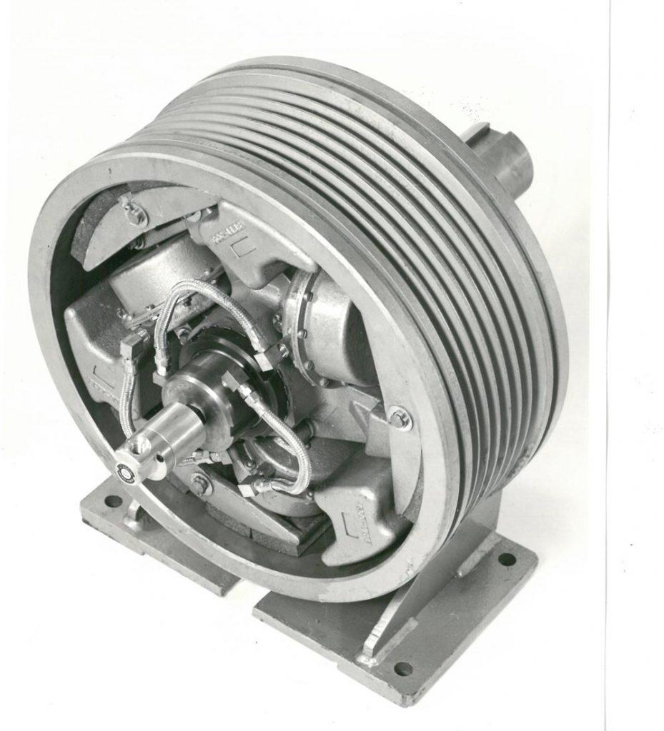Horton Governer Control Brake