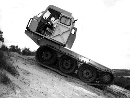 McGrath Sandpit Trials Langwarrin