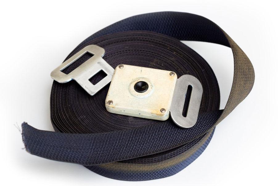 Norman G Clark - Seat Belt MKII