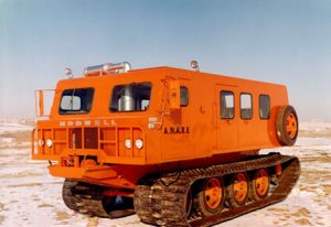 Australian National Antarctic Research Expedition - Nodwell