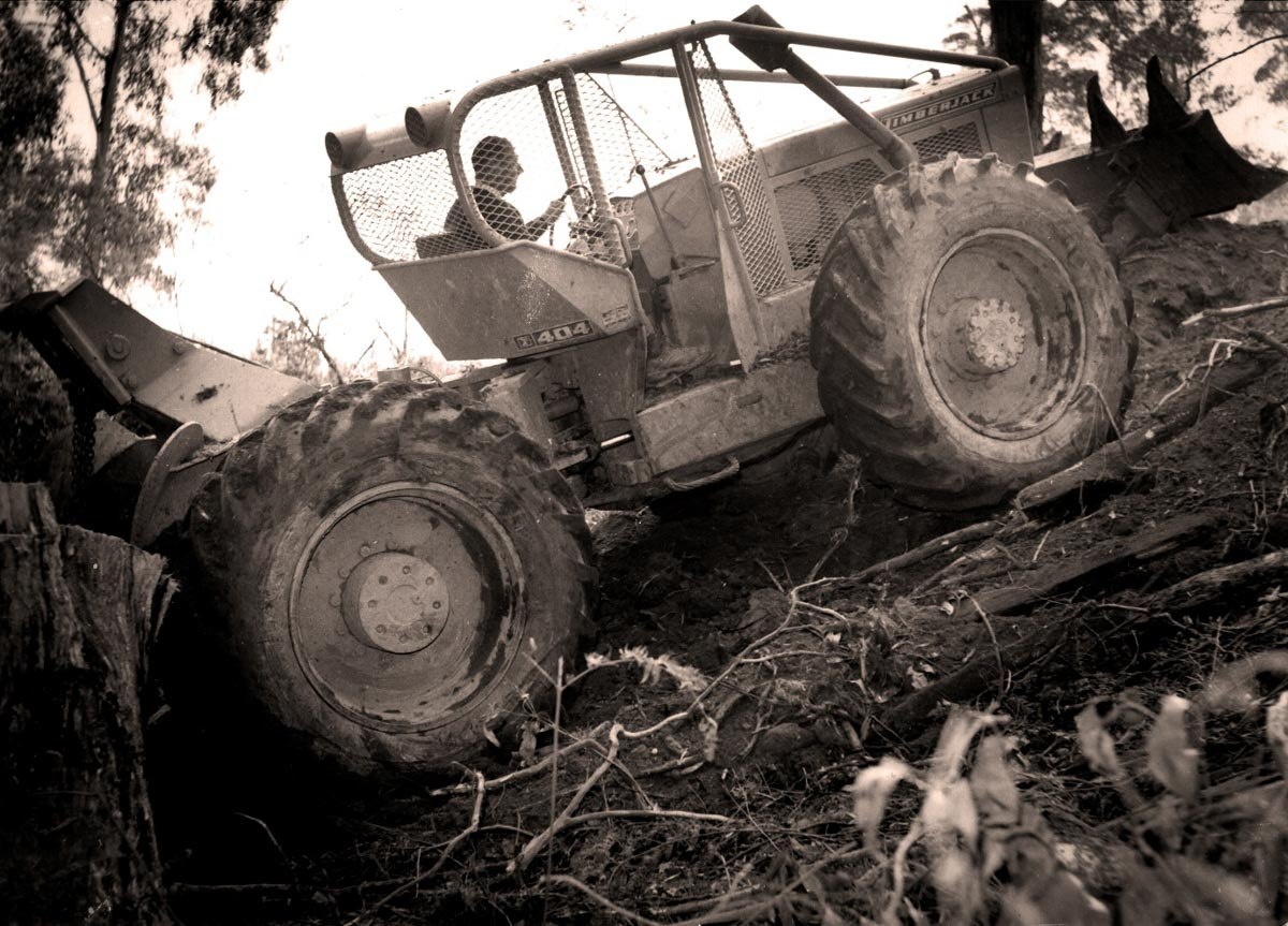 The infamous 404 Timberjack