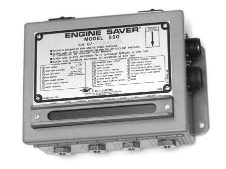 Flight Systems Engine Saver Model 550