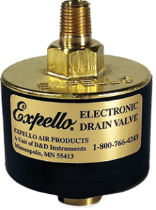 Expello Electronic Drain Valve