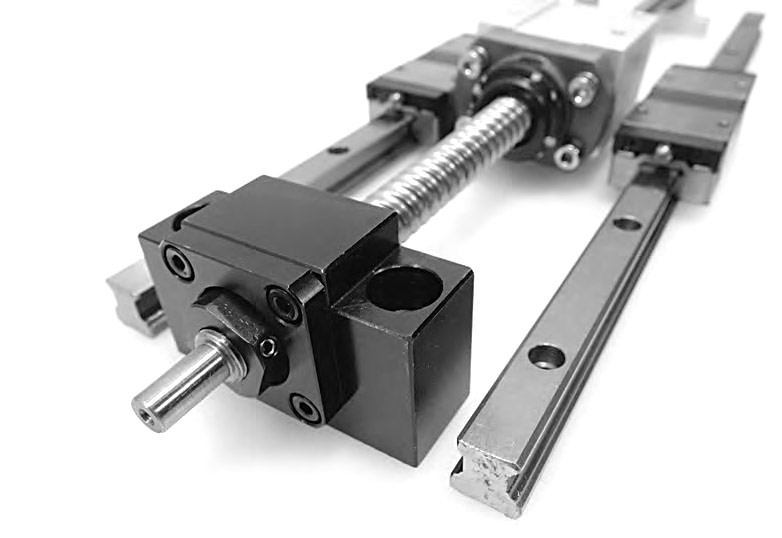 Controlling Vertical Ballscrew Applications Norman G Clark