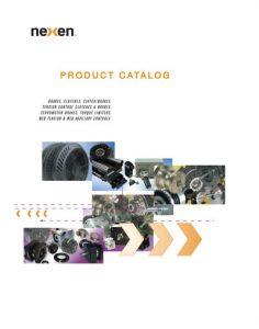 Nexen Catalogue