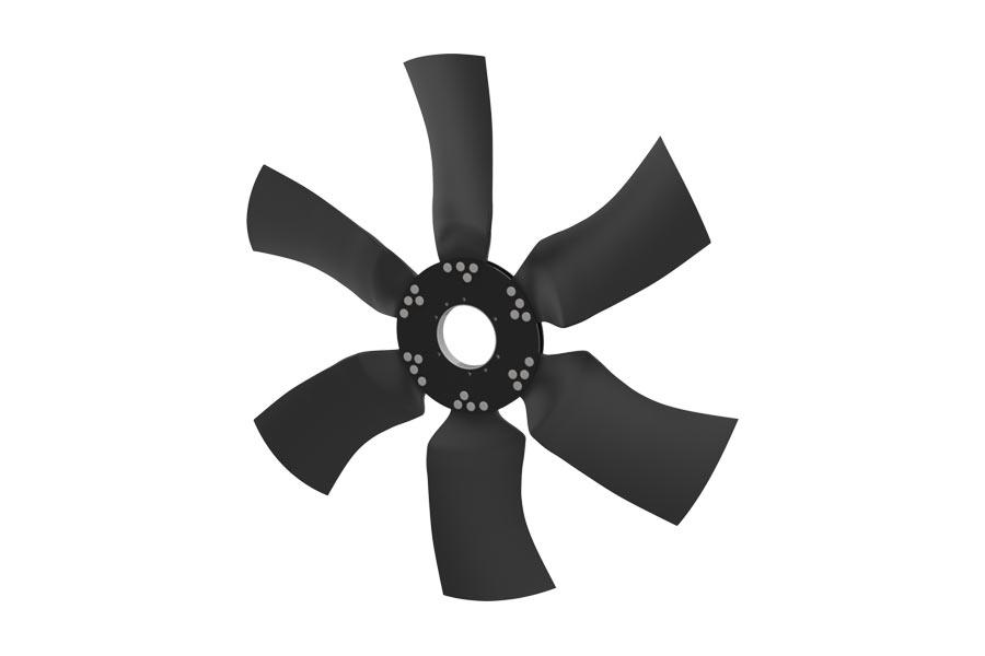 HM1400 Modular Fan
